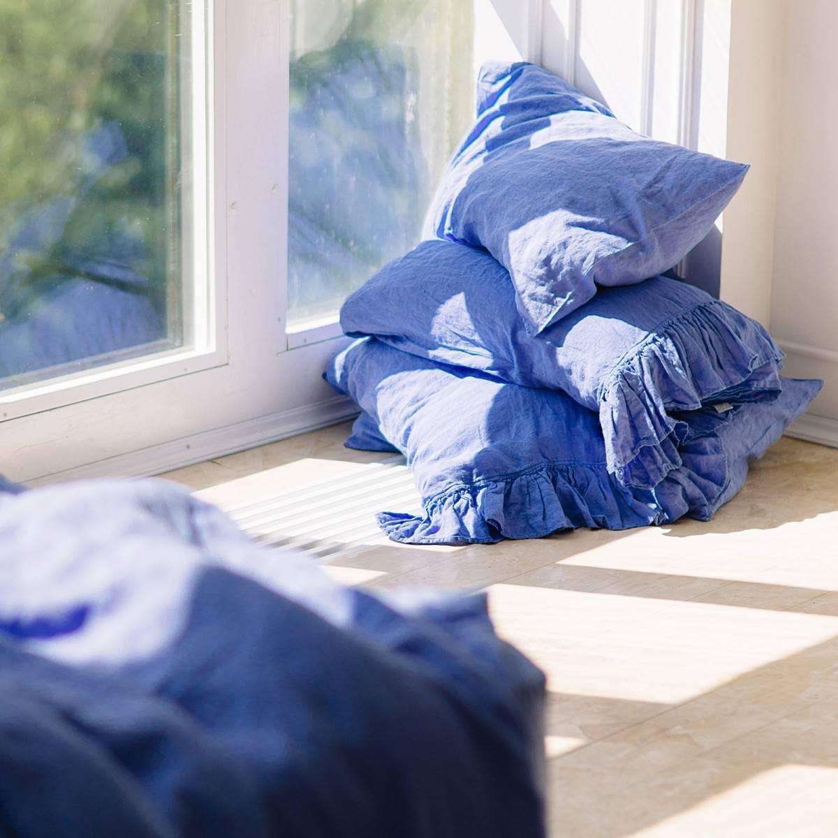5 reasons to own 100% LINEN pillowcase