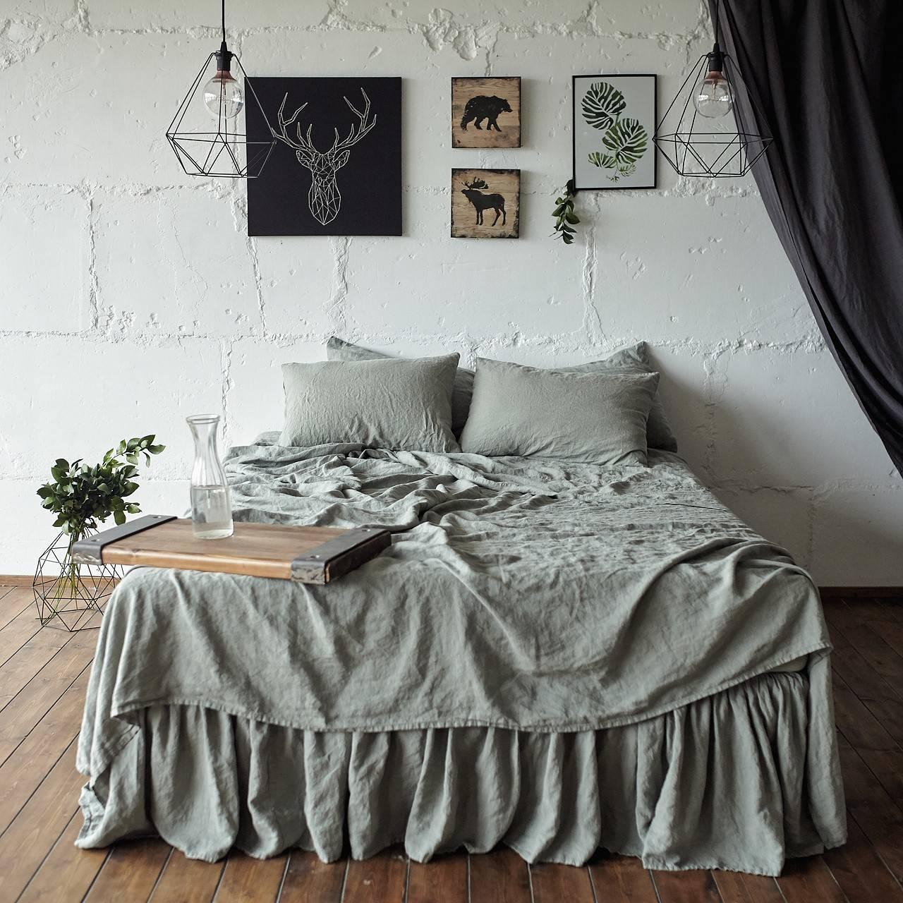 147bac7f54 Flax Linen Bedding & Pure Linen Bedding Sets | Len.Ok
