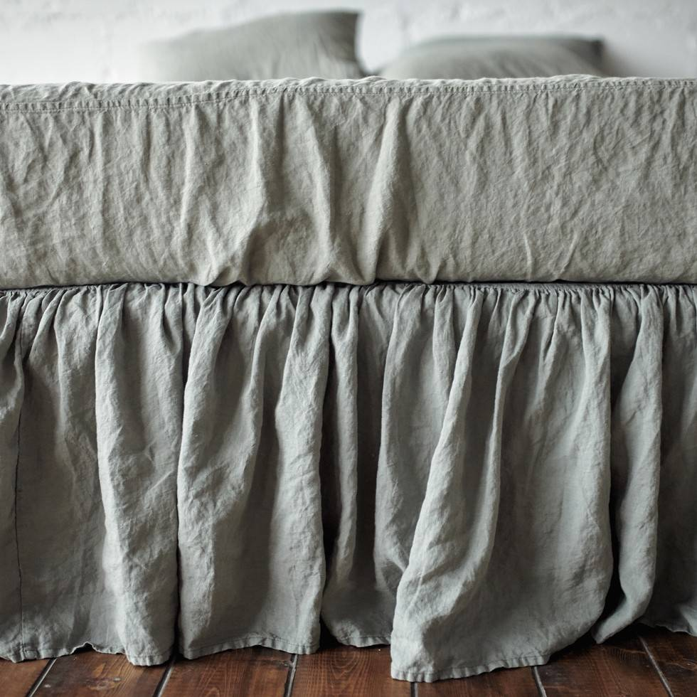 How to choose the bed skirt