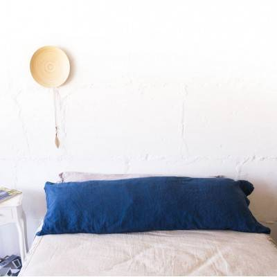 LINEN BODY PILLOW SHAM