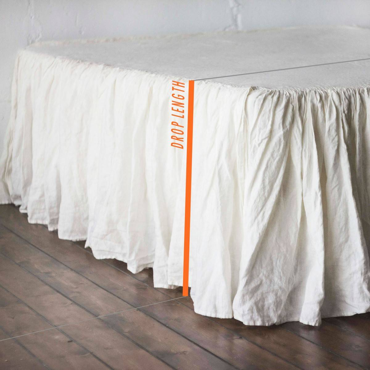 Bed Skirt Measurements