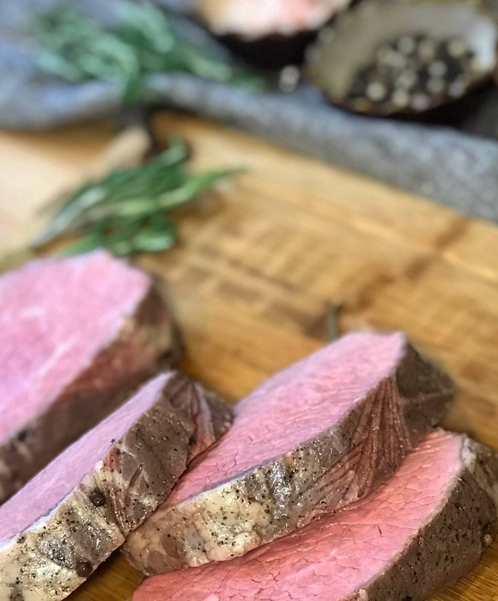 How to make a steak sous-vide?
