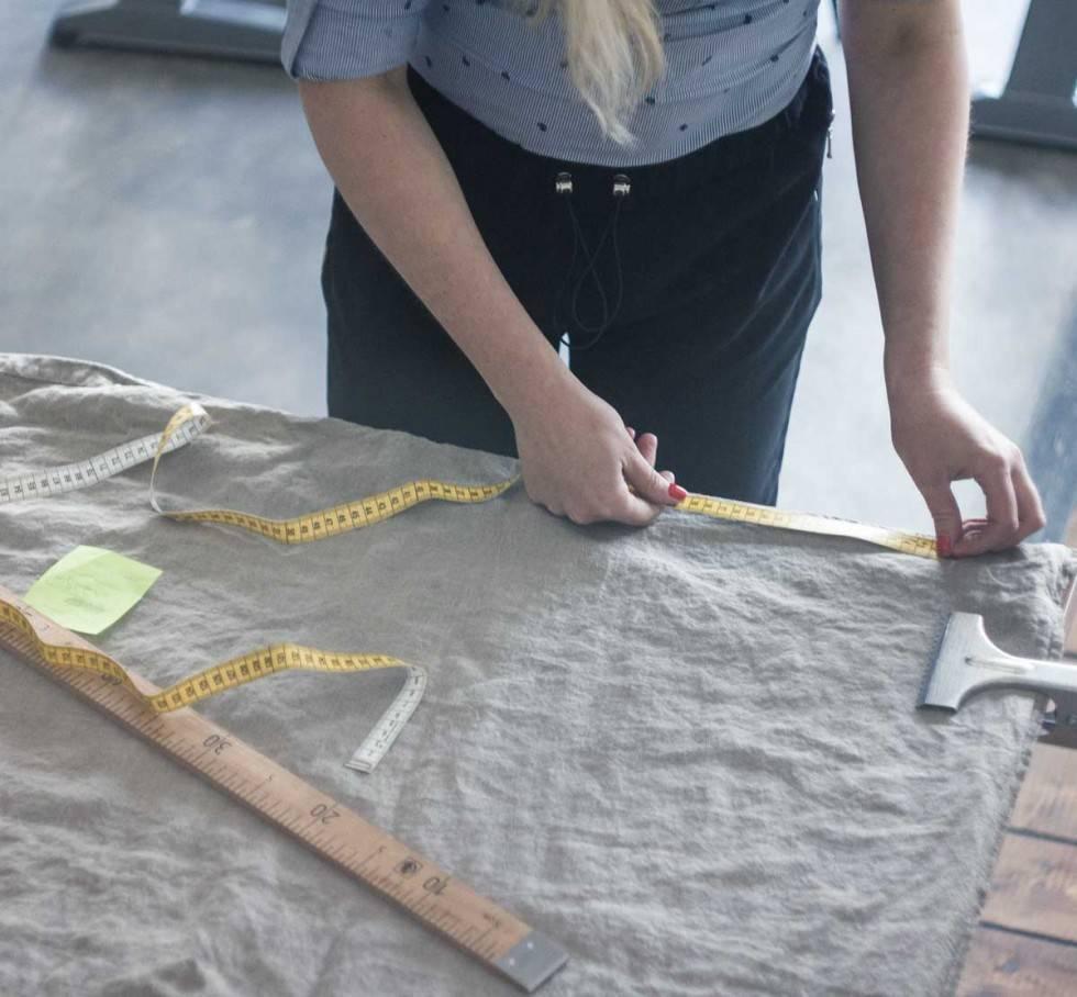 Why do we make HANDMADE linen bedding?