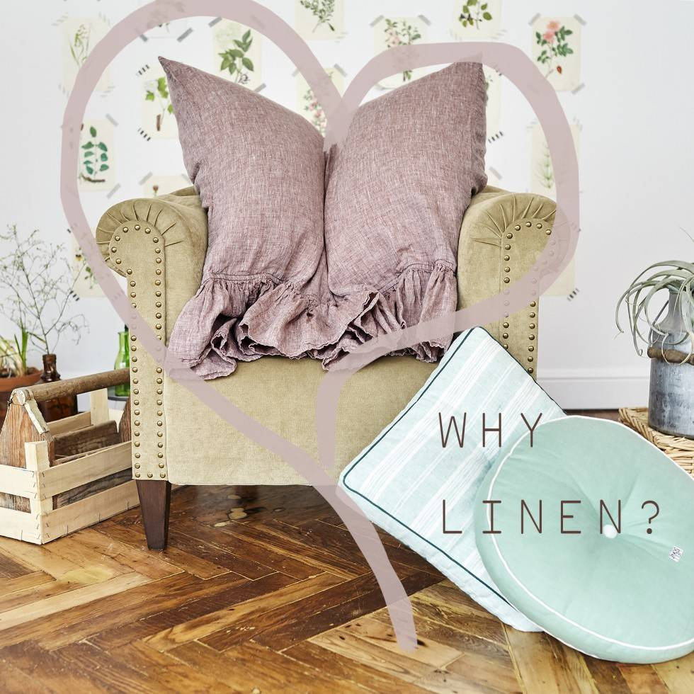 5 Benefits of Natural Linen Bedding