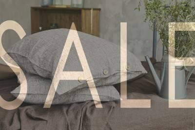 Linen bedding SALE
