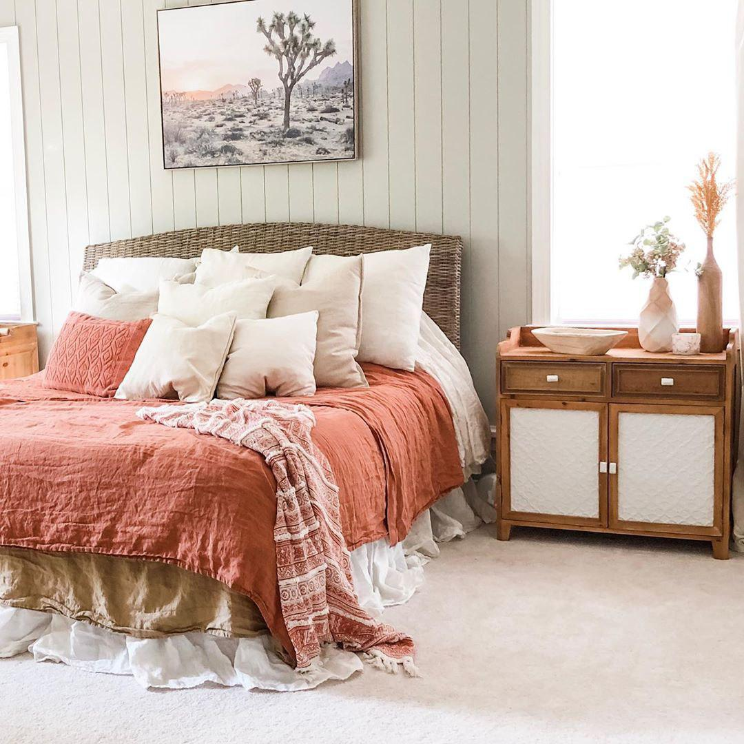 Clay Color For Bedroom